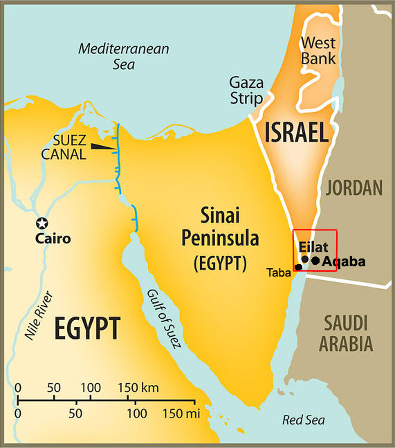 Saudi Arabia Might Recognize Israel Because Of NEOM