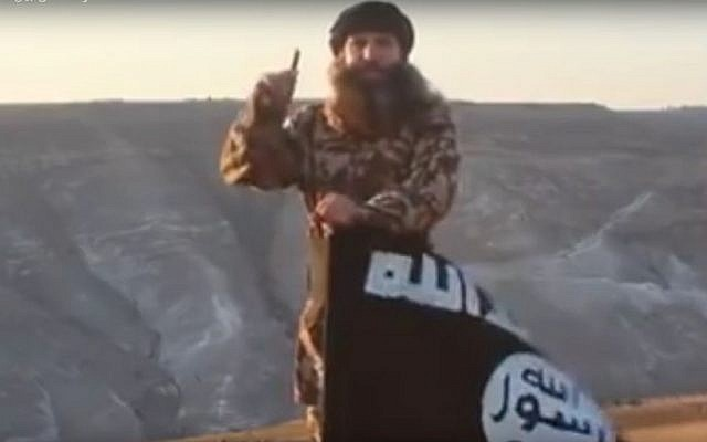 TV report: Islamic State chiefs gather near Israel border, set up training camp