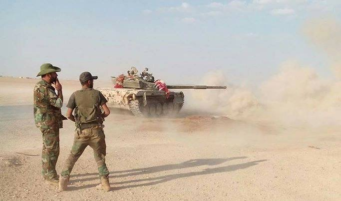 Syrian forces are approaching the Iraqi border – the realization of the corridor