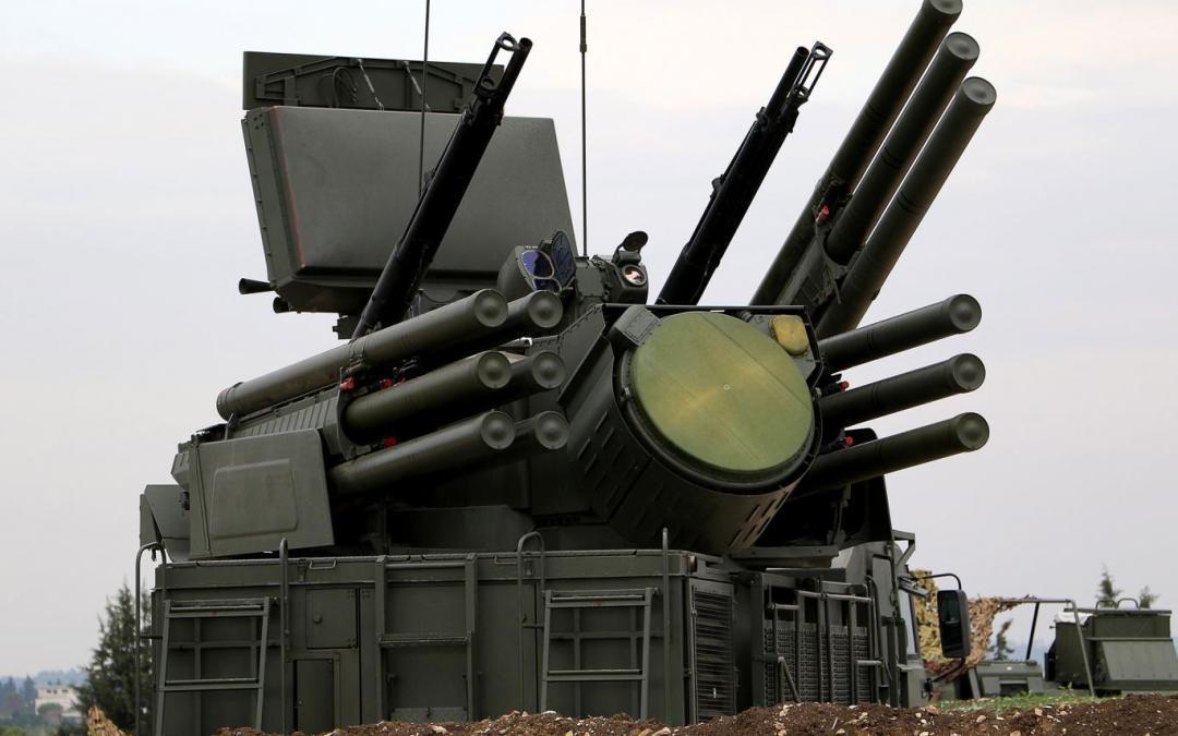 Why Russian-made air-defense missiles miss Israel Air Force raiders