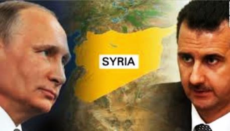 Putin's Syrian strategy