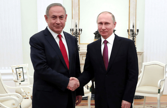 """Israeli Prime Minister: """"Peace between Israel, Egypt strategically beneficial for both countries"""""""