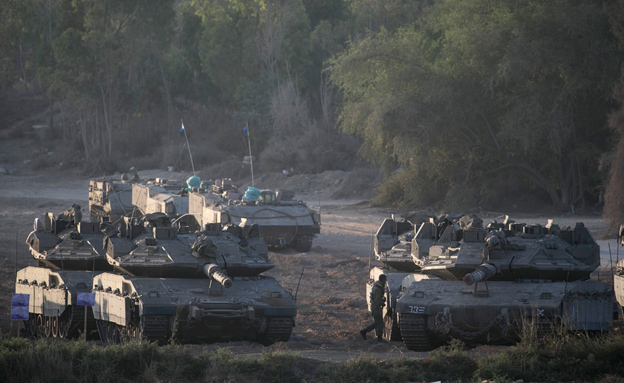 With continued threats from the PIJ and Hamas, Israel's military on high alert