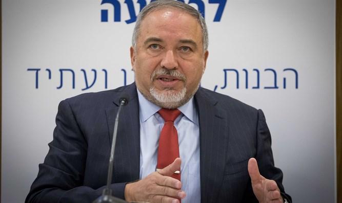 Liberman: Situation in Gaza still tense