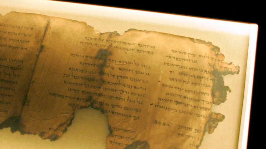 Israel Pulls Out of Dead Sea Scrolls Exhibit in Germany as Palestinians Refute Ownership