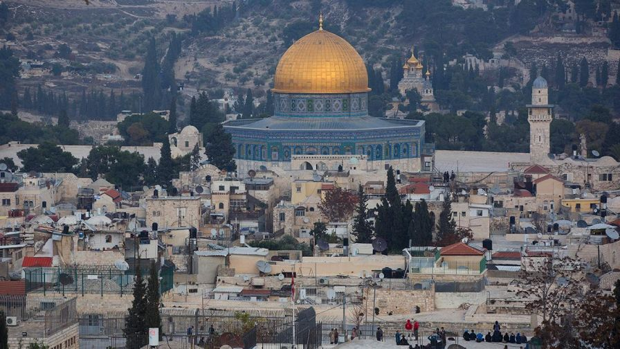 Trump to recognize Jerusalem as Israel's capital, forge ahead with moving US Embassy