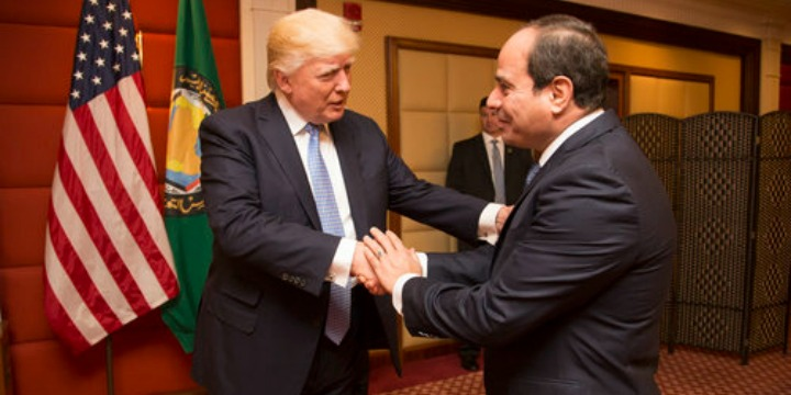 Trump Mulling Tripling the Size of Gaza to Create Palestinian State in Sinai