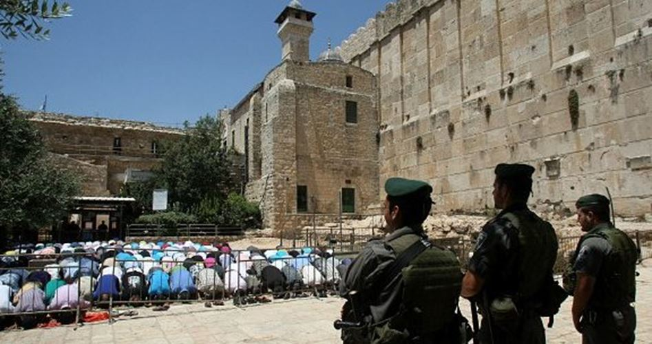 Palestinian Ministry Warns of Israeli Regime's Plan to Judaize Ibrahimi Mosque