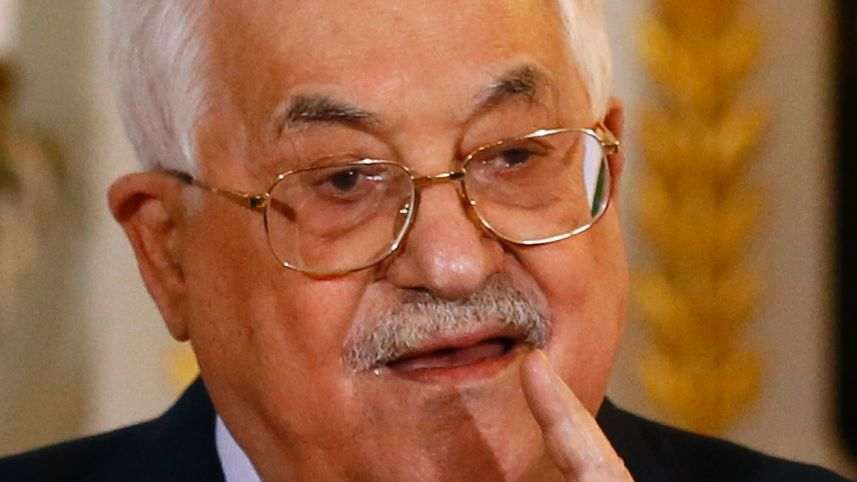 Palestinian President May Announce Alternative to Two-state Solution on Sunday