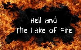 Question 31: Is there a difference between the lake of fire and hell?