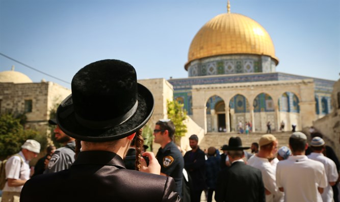 State Dep. urges Israel to bar Jewish prayer on Temple Mount