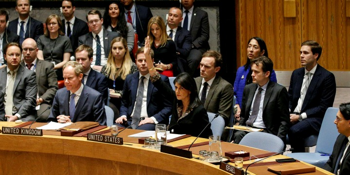 The US and Israel at the UN: Time to Go, or Time for a Time-Out?