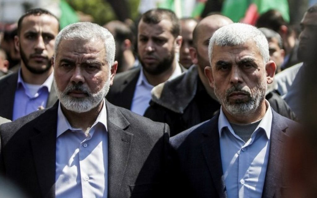Latest tunnel strike puts Hamas leaders in a tough spot with Cairo