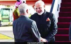 Indian PM, Jordan king discuss Israeli-Palestinian conflict
