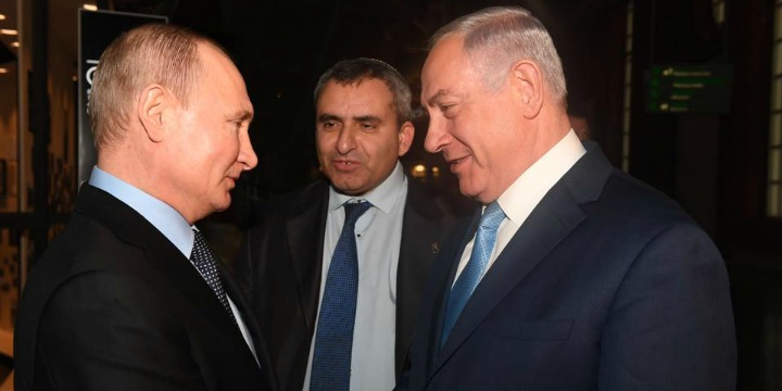 Are Russia and Israel on a Collision Course Over Syria?