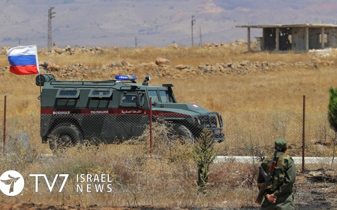 russia says it aids undof to resume peacekeeping mandate along