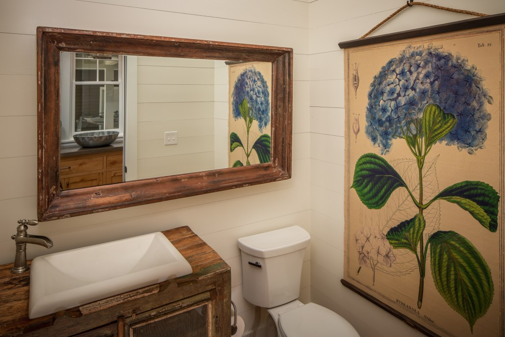 Bathrooms Yesterdays Tree - Asheville bathroom remodeling