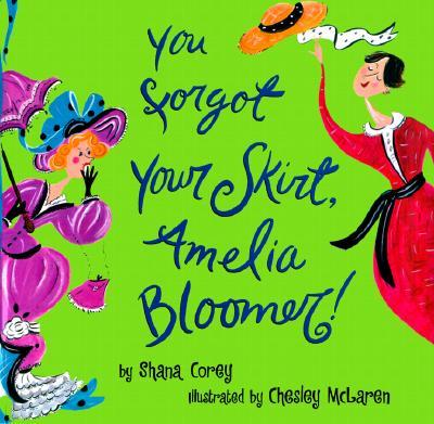 A Story about Mrs. Bloomer