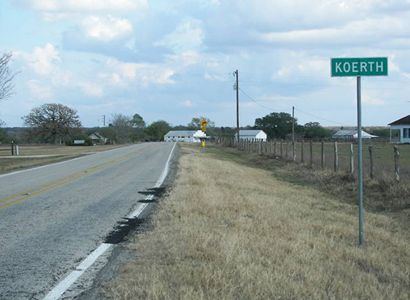 Yellow Bank / Koerth, Texas