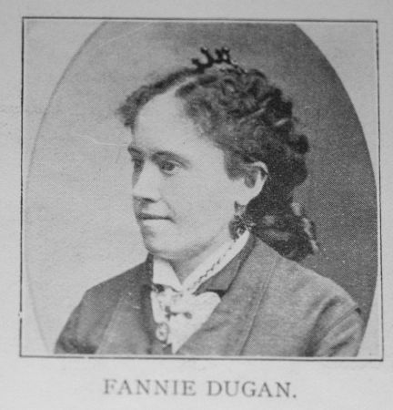 Fannie Dugan (Image from Portsmouth Public Library)