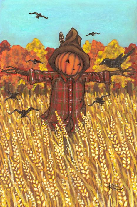 The Scarecrow: Occupation, Crime and Complaint (1/3)