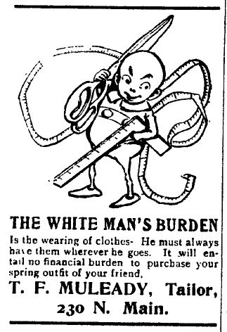 The White Man's Burden (6/6)