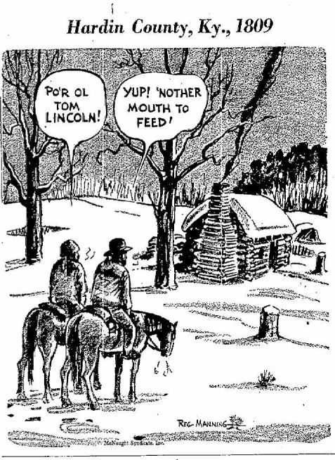 Poor Ol' Tom Lincoln