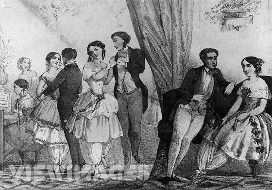 Amelia Bloomer, Dress Reform and Bloomers (4/6)