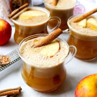 Honeycrisp Apple Hot Buttered Rum