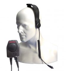 Entel CXR5 Bone conductive headset
