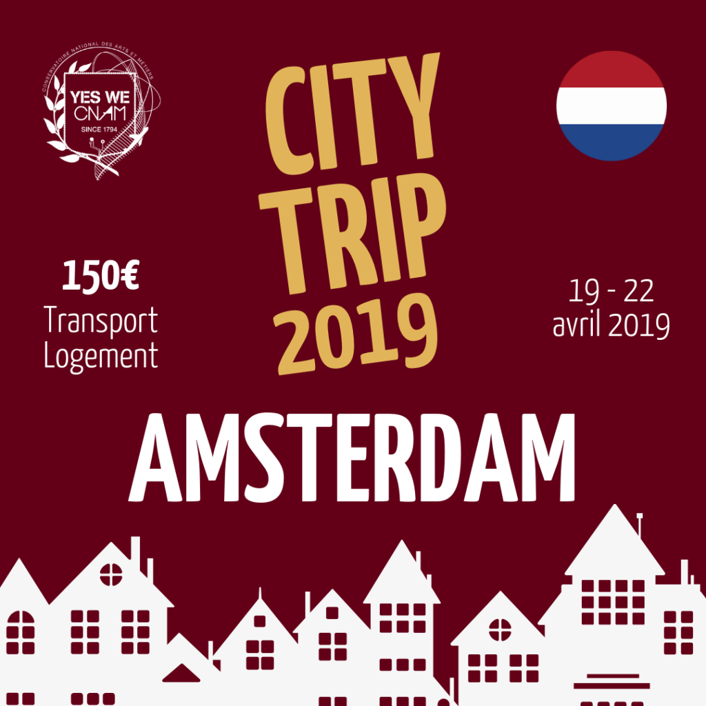 CITY TRIP 2019