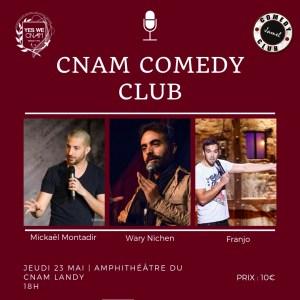 CNAM Comedy Club