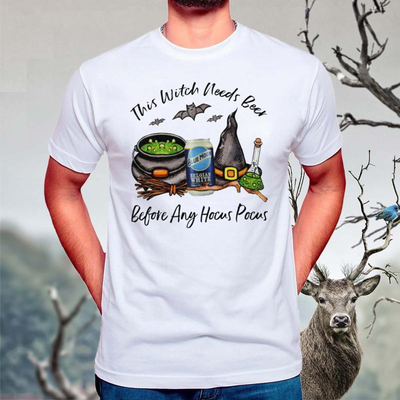 Blue-Moon-Belgian-White-Can-This-Witch-Needs-Beer-Before-Any-Hocus-Pocus-T-Shirt