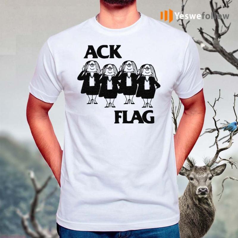 Cathy-Ack-Flag-shirt