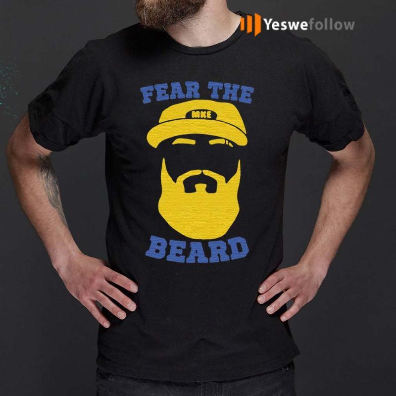 Eric-Thames-Fear-The-Beard-T-Shirt