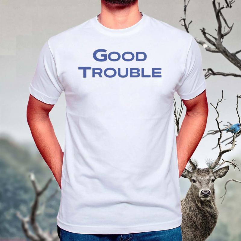 Good-Trouble-John-Lewis-T-Shirts