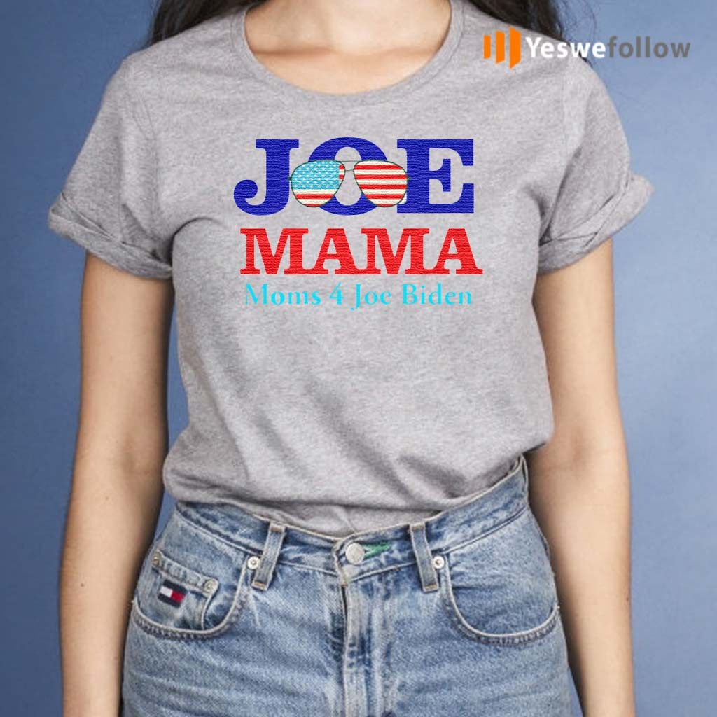Joe-Mama-Moms-For-Joe-Biden-Shirts