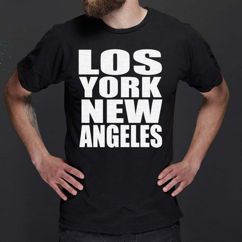 Los-York-Shirt-Los-York-New-Angeles-T-Shirt