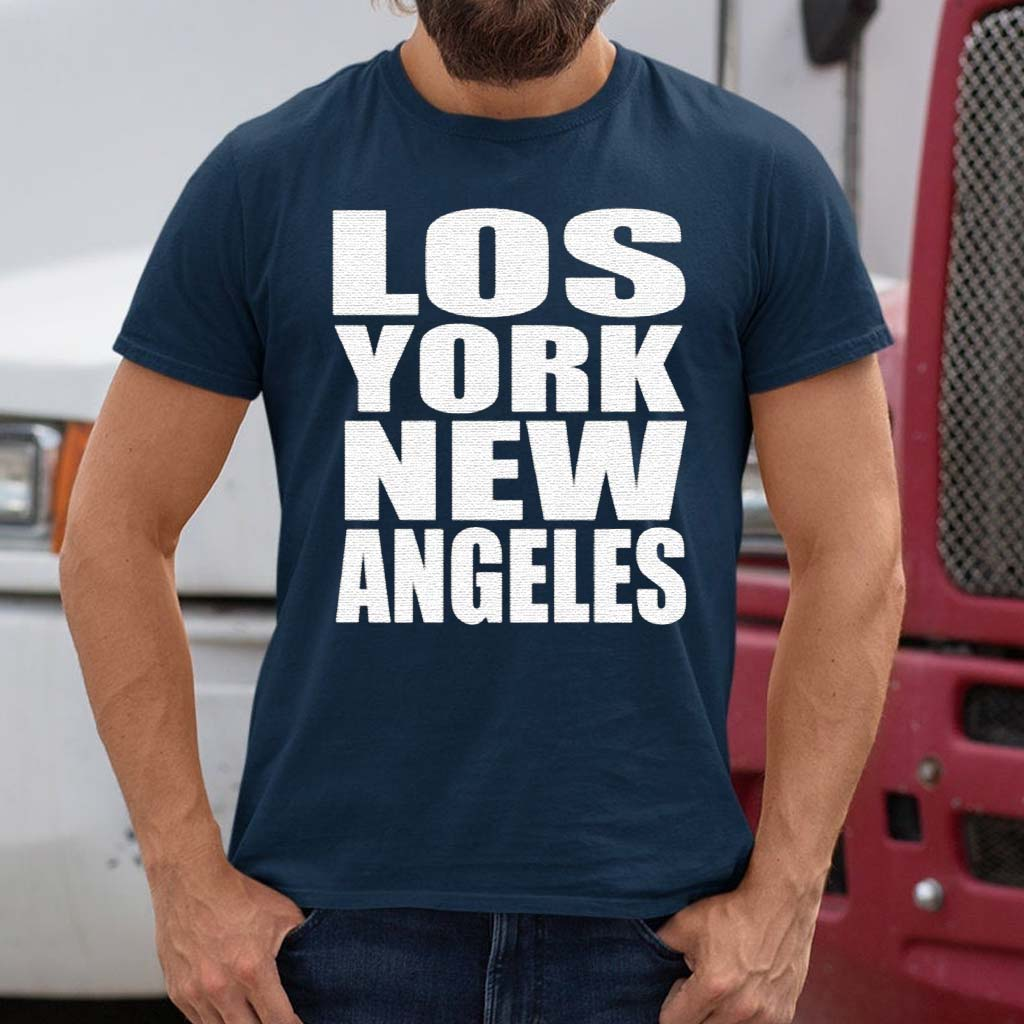 Los-York-Shirt-Los-York-New-Angeles-T-Shirts