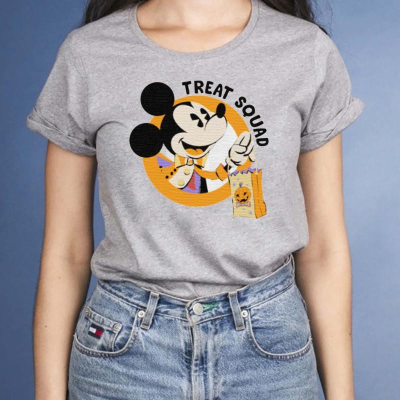 Mickey-Mouse-Treat-Squad-Halloween-Shirt