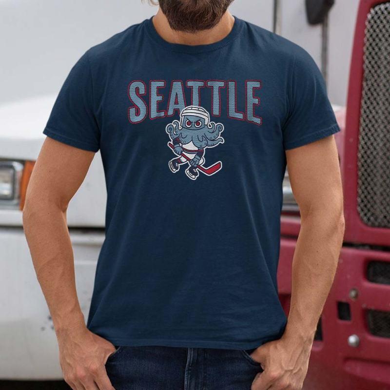 Seattle-T-Shirt