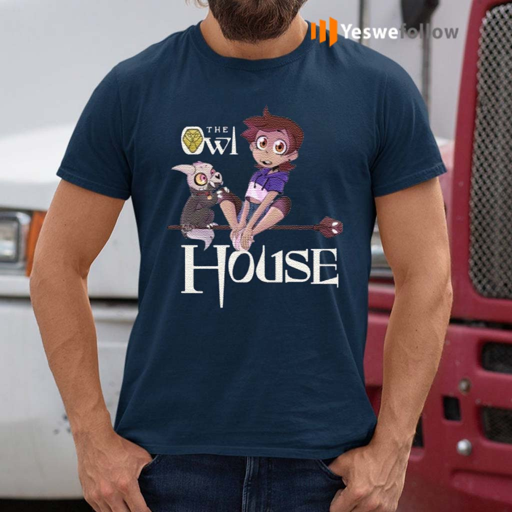 The-Owl-House-Shirts
