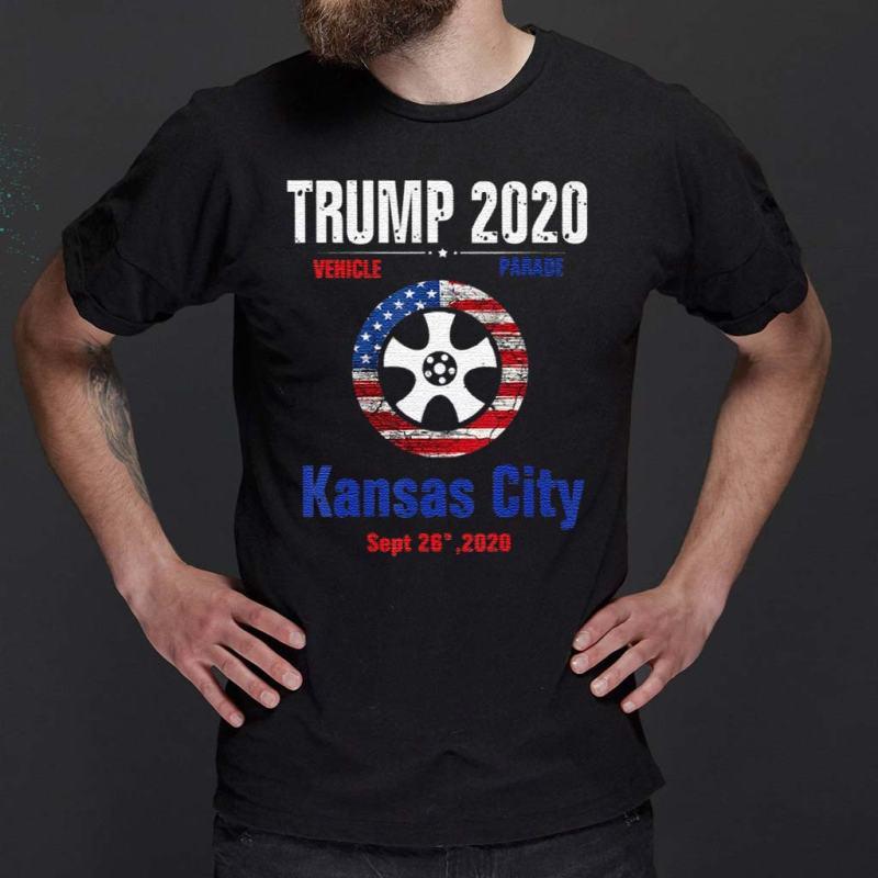Trump-2020-Kansas-City-Vehicule-Parade-T-Shirts