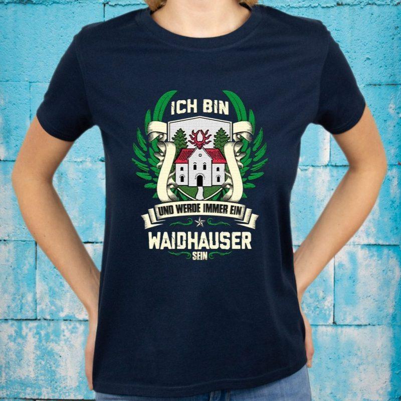 Waidhaus Imwger T-Shirts
