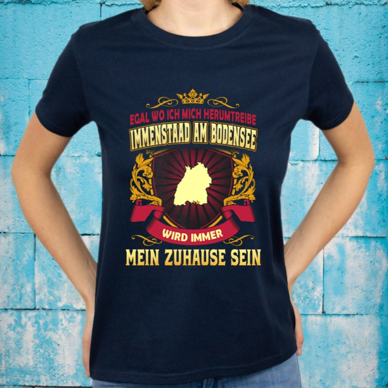 immenstaad am bodensee T-Shirts