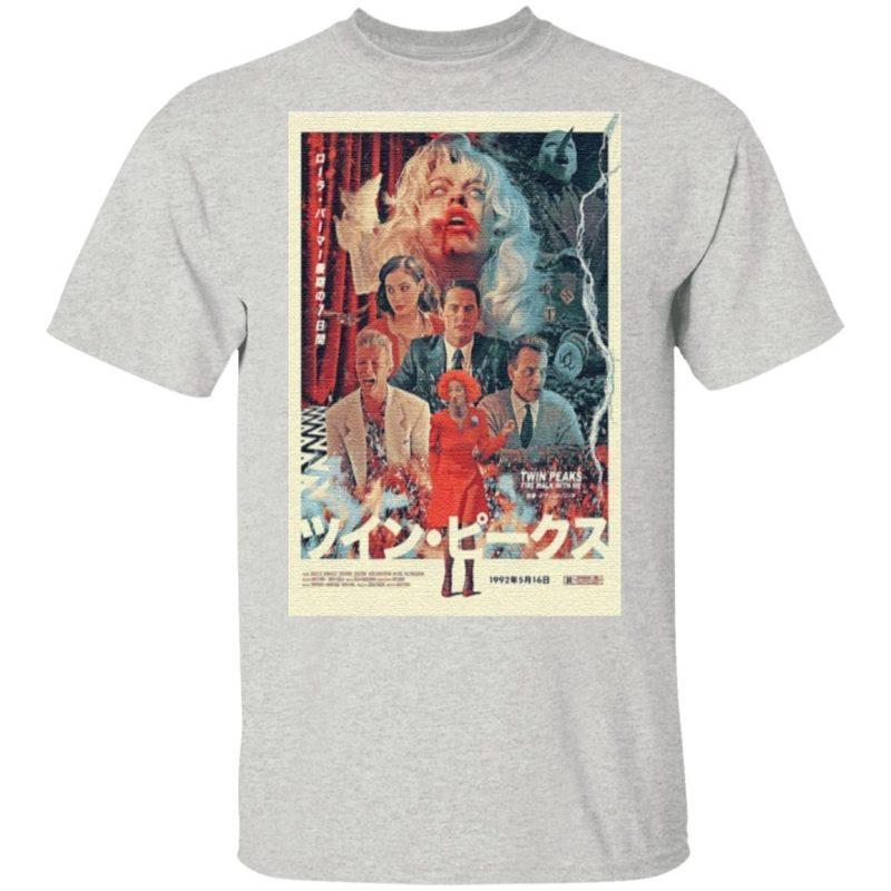 Twin Peaks Fire Walk With Me T-Shirt