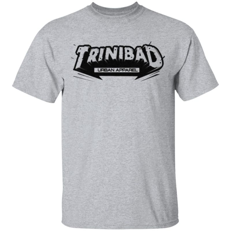 TriniBad Urban Apparel T Shirt