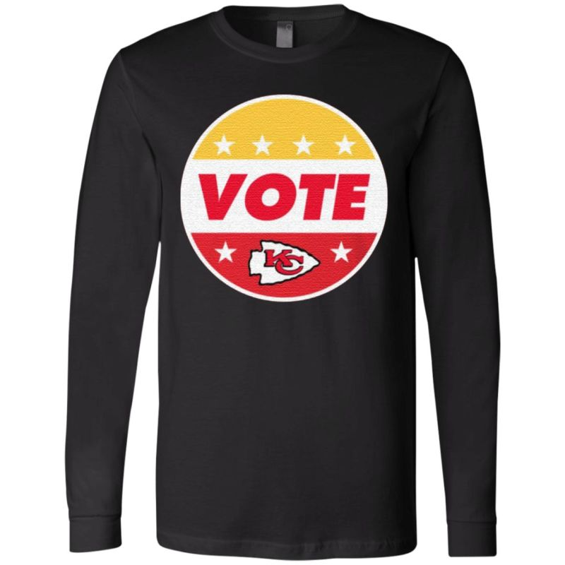 Patrick Mahomes Kansas City Chiefs Vote T Shirt