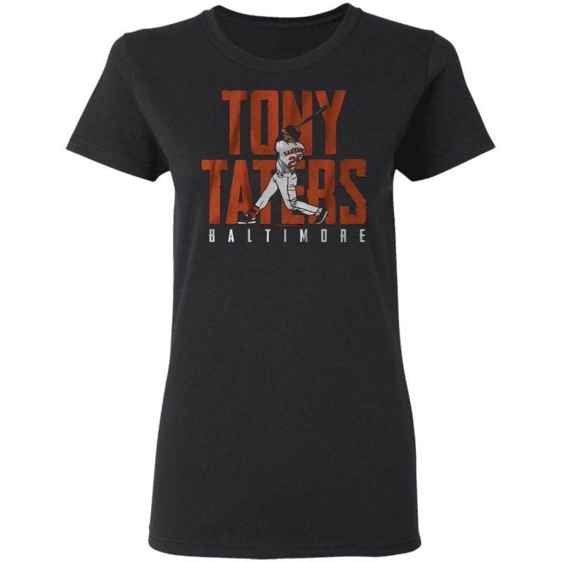 Anthony Santander Tony Taters Shirt