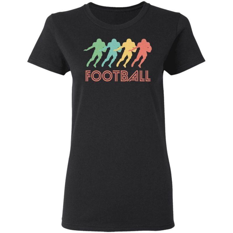 Retro Football Pop Art Shirt
